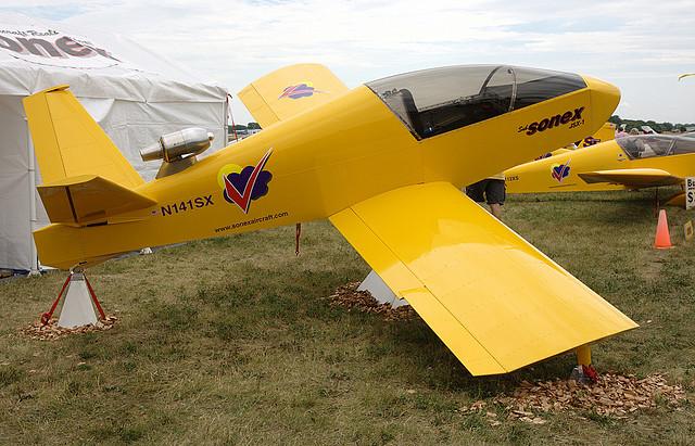 SubSonex Makes First Flight