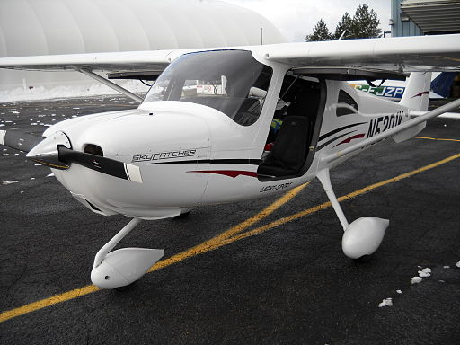 So Long Skycatcher: No More Cessna 162